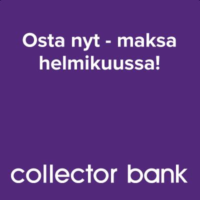 Collector Bank - Edun Herkkukeidas